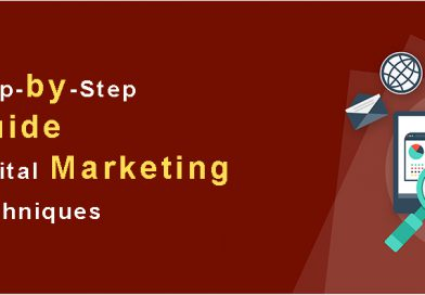 STEP BY STEP GUIDE DIGITAL MARKETING TECHNIQUES