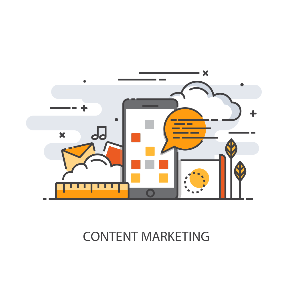 WebCoir content marketing
